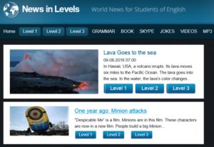 Сайт для тренировки английского